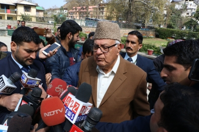 Farooq Abdullah's statement on 'Kashmir issue' triggers controversy