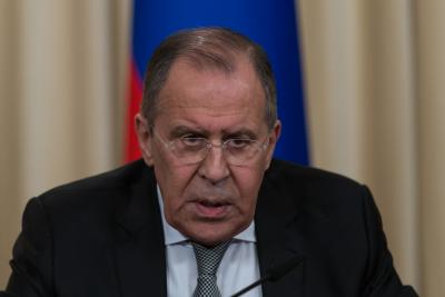 Russian FM stresses need to honour Iran nuclear deal