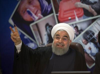 Iranian President Rouhani to seek second term