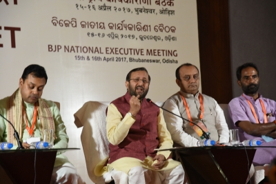 BJP wants Modi to head next government too - in 2019