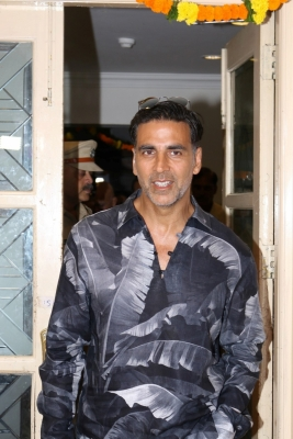 Akshay wants to play officer who killed Veerappan