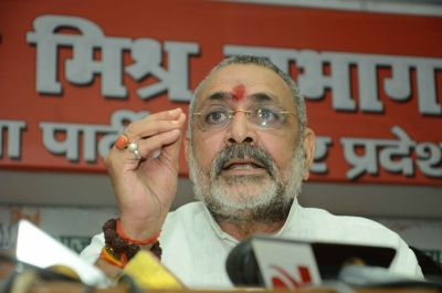 Attempt to defame Hindus through Kathua case: Giriraj Singh