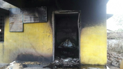 13 burnt alive in MP fire