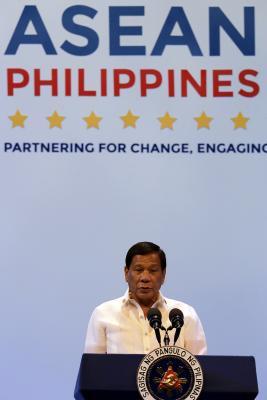 Philippine parliamentary panel rejects impeachment move against Duterte