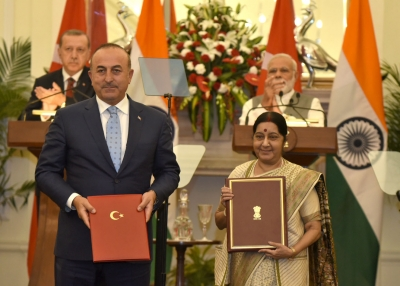 Turkey expresses solidarity with India in fight against terror (Roundup)