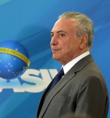 Brazil s AG formally accuses President of graft