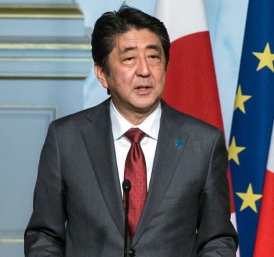 Japanese PM s popularity level slides, show polls