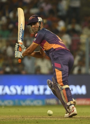 IPL: Pune ride Tripathi s fireworks to defeat KKR by four wickets (Second Lead)