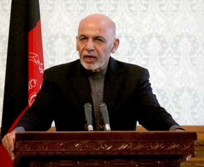 Afghanistan's Ghani to contest upcoming presidential election