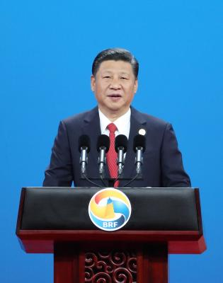 Xi urges countries to coordinate development policies, reject protectionism