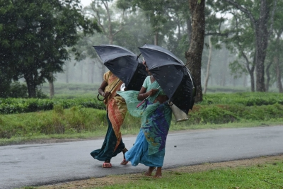Rains bring relief in UP