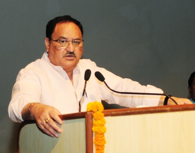 Delhi medical M.Sc. teachers meet Nadda