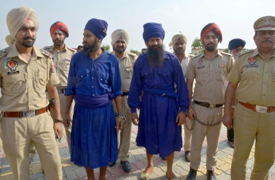 Two terror suspects held in Punjab wanted to avenge sacrilege