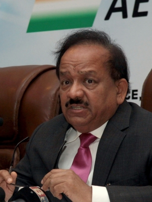 Better air quality in Delhi this Diwali, says Harsh Vardhan