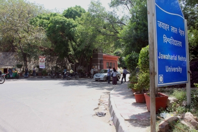 Using anonymous messages, JNU admin targets agitating students