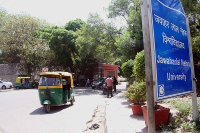 No change in scholarship form: JNU administration