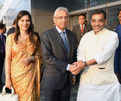 Mauritius PM arrives on 3-day India visit