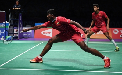 Satwik-Chirag bow out of China Open