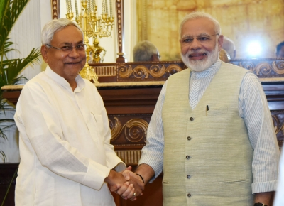 Opposition united on issue of presidential poll: Nitish Kumar