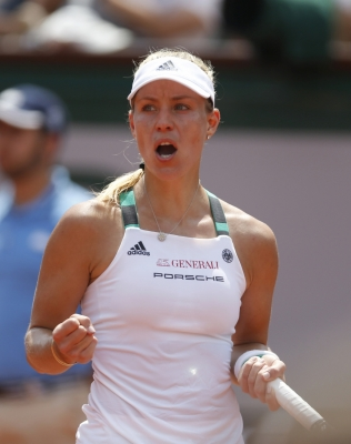 Germany s Kerber continues to lead WTA rankings