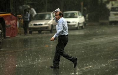 Rains bring relief to Delhi