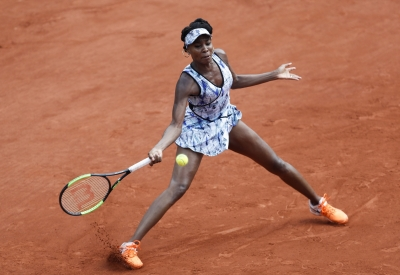 Venus Williams enters third round of French Open