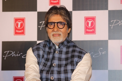 All my social media activity done personally, says Amitabh
