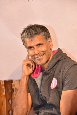 Milind Soman to attend Gandhi March