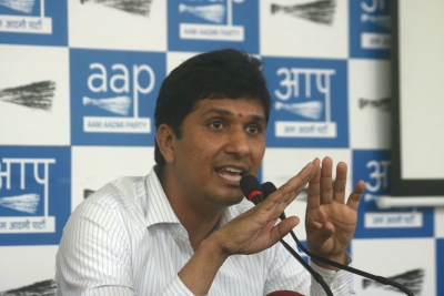 AAP welcomes public mandate; congratulates BJP for victory