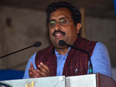 Draupadi world s first feminist: Ram Madhav