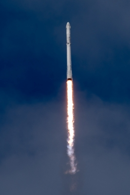 SpaceX s resupply mission to ISS on course for Saturday launch