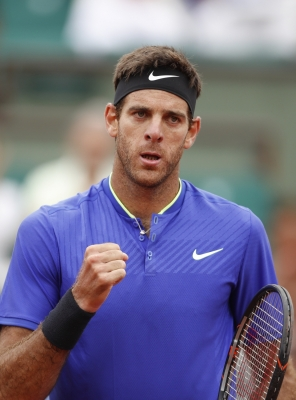 Del Potro withdraws from Queen s tournament due to injury