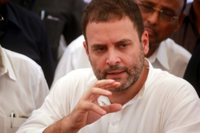Back small, medium businesses to create jobs, Rahul urges government