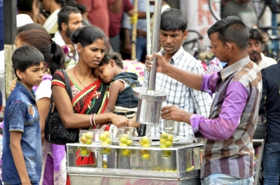 Ranchi records 43 degrees C; highest in 50 years