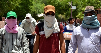 Heat wave in north India to abate, respite round the corner (Lead)
