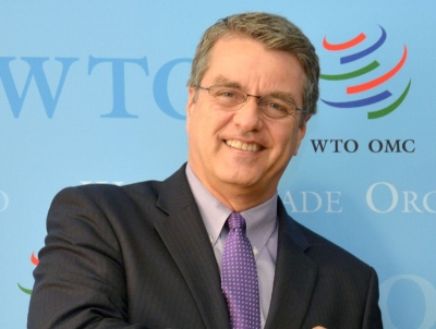 WTO says global trade rebounding, sees 2017 growth of 3