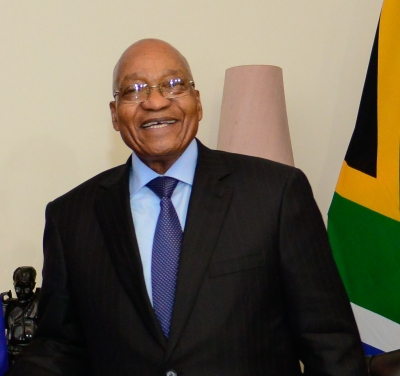 S. African President Zuma survives no confidence motion