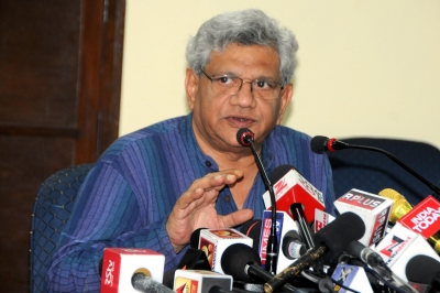 Modi's handpicked CBI officer caught red-handed: Yechury on Asthana