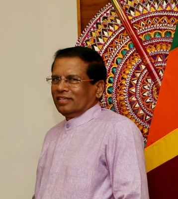 Sri Lankan President lauds Philippines' anti-drug campaign