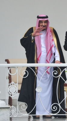 Saudi king hopes for renewal of ceasefire between Kabul, Taliban