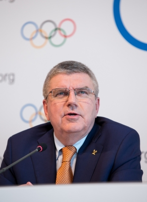 IOC chief Bach hails 'fantastic' Buenos Aires Youth Olympics