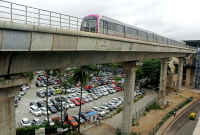 Bengaluru metro staff defer strike by month (Lead)
