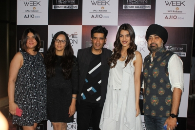 LFW Winter/Festive 2017 ramp to feature four new models