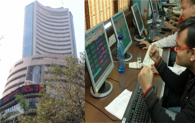 Sensex at new high; global cues, banks stocks lift equity markets (Roundup)