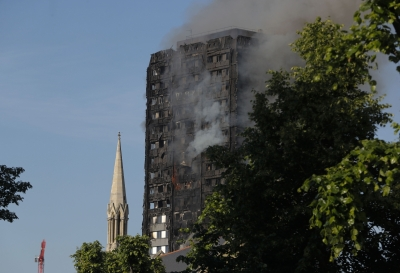 London inferno deaths rise to 30, many missing
