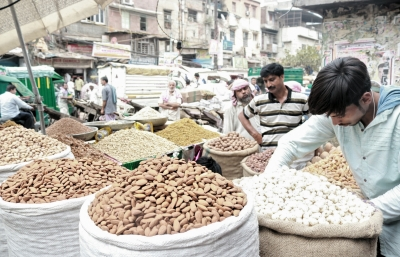 <font color= red >BREAKING NEWS: India s wholesale price inflation rises to 3.59 per cent in October</font>