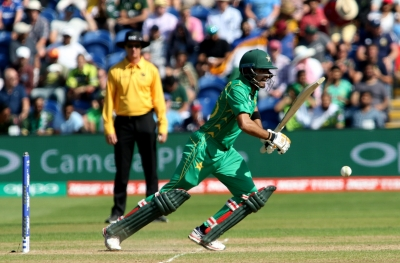 Babar Azam out of England tour with fractured arm