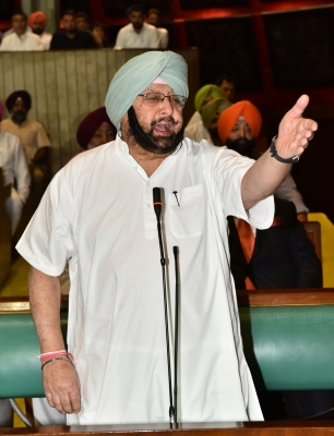 We inherited a Rs 2.08 lakh crore debt: Amarinder