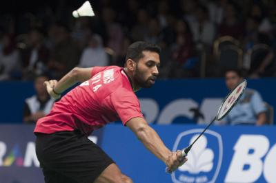 Prannoy upsets Chen Long in  exhausting  Indonesia Open quarters (Second Lead)