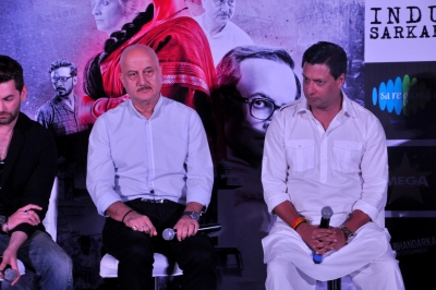 Unfortunate, ridiculous: Anupam Kher on CBFC s  Indu Sarkar  row